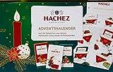 Hachez Adventskalender Feine Vollmilch-Täfelchen