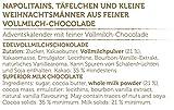 Hachez Adventskalender mit Edel Vollmilch Schokolade - 4