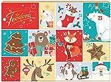 Feodora Adventskalender Santa Claus - 2