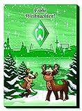 Werder Bremen Fussball Adventskalender