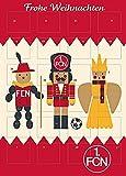 1. FC Nürnberg Adventskalender