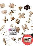 24 beliebte Knobelspiele für Adventskalender