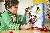 Hot Wheels Mattel Adventskalender inkl. 8 Fahrzeuge DSH60 - 3