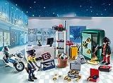 Adventskalender Polizeieinsatz im Juweliergeschäft, Playmobil 9007 - 2