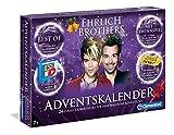 Ehrlich Brothers Adventskalender der Magie, Clementoni-59084