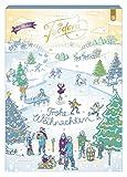 Feodora Adventskalender Santa Claus