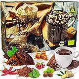 BIO Trinkschokolade-Adventskalender