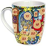 Adventskalender-Tasse