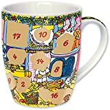 Adventskalender-Tasse - 2