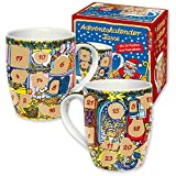 Adventskalender-Tasse - 3