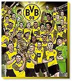Borussia Dortmund Adventskalender inkl. Autogrammkarten-Set