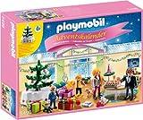 PLAYMOBIL Adventskalender - Weihnachtsabend mit beleuchtetem Baum