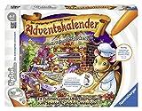 Ravensburger tiptoi Adventskalender Weihnachtsbäckerei