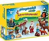 PLAYMOBIL - Adventskalender 1.2.3 Waldweihnacht