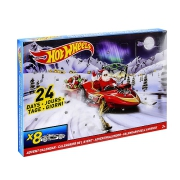Hot Wheels - Adventskalender