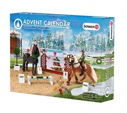 Schleich 97051 - Adventskalender Pferde 2015 - 1
