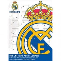 Real Madrid Adventskalender