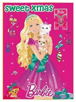 Windel - Barbie Adventskalender Kette Schmuck