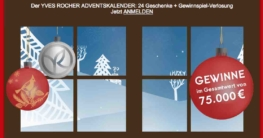 yves rocher adventskalender